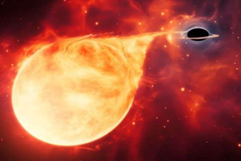 შავი ხვრელი