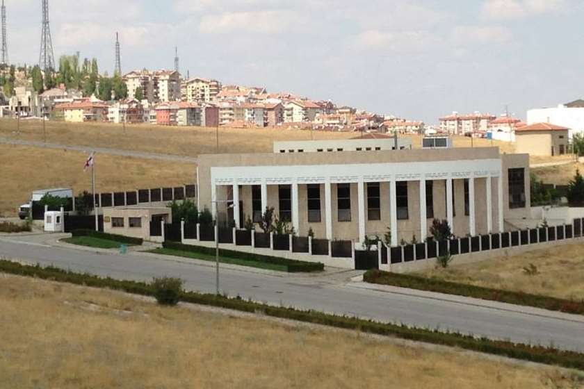 საქართველოს საელჩო თურქეთში