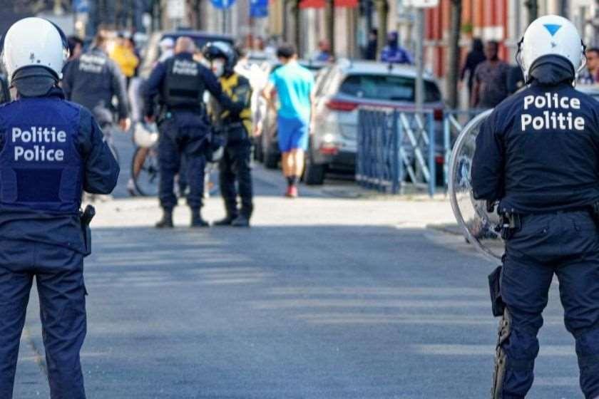 ბრიუსელი პოლიცია