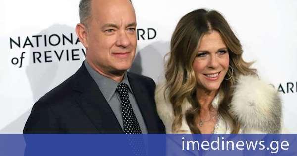 ტომ ჰენკსმა და მისმა მეუღლემ კორონავირუსის საწინააღმდეგო ვაქცინის შესაქმნელად საკუთარი სისხლი გაიღეს