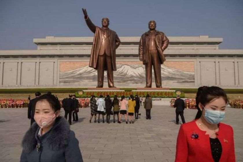ჩრდილოეთ კორეა კორონავირუსი