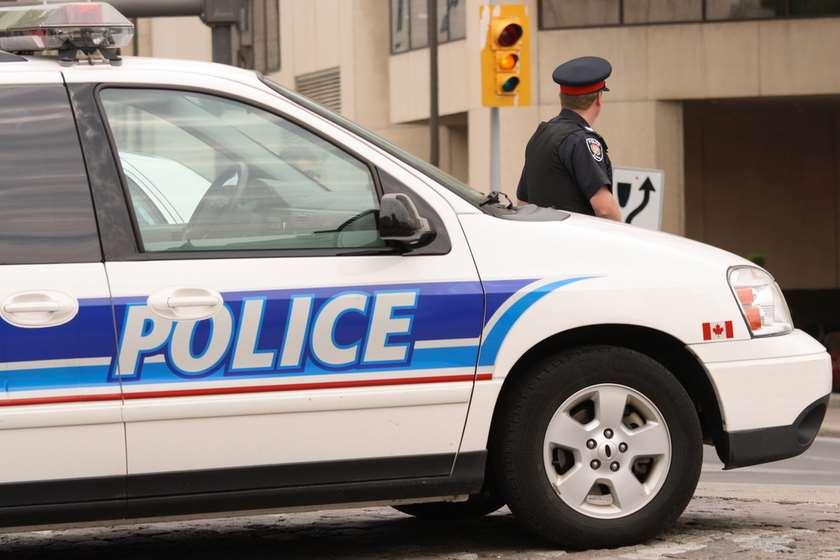 კანადა პოლიცია