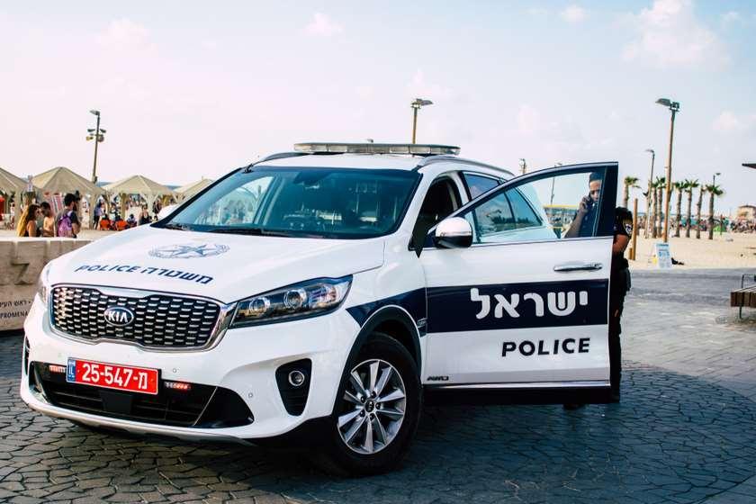 ისრაელი პოლიცია