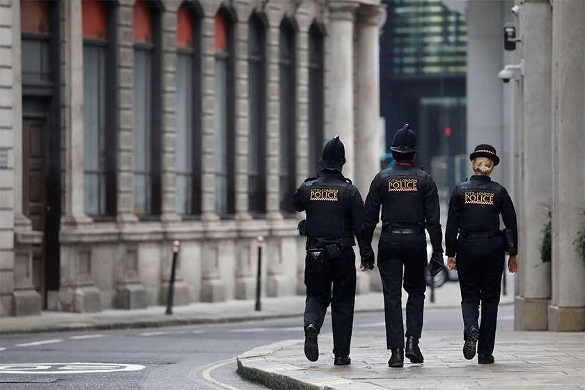 ლონდონი პოლიცია