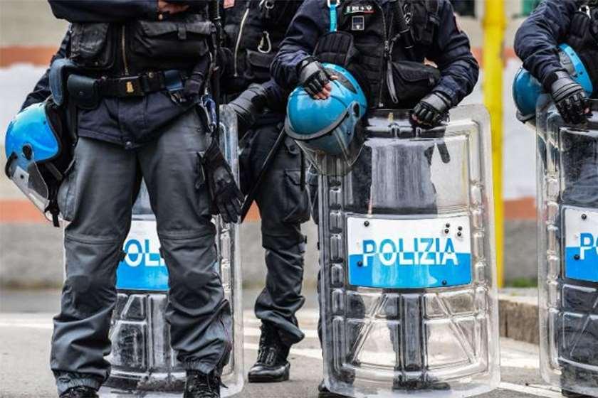 იტალია პოლიცია