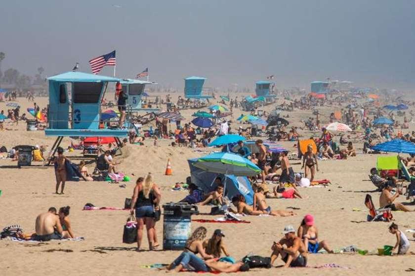 კალიფორნია პლაჟი