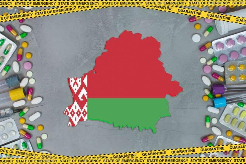 კორონავირუსი ბელარუსი