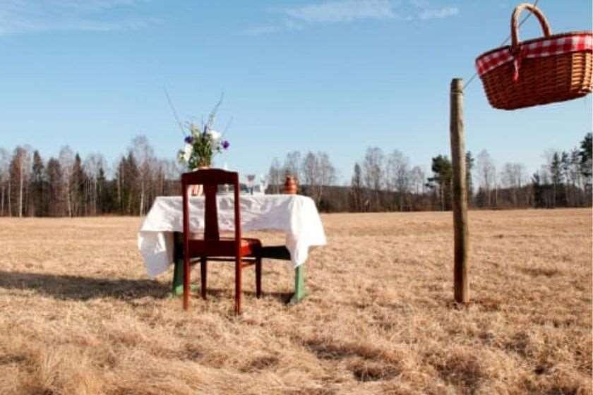შვედეთი ყველაზე პატარა რესტორანი