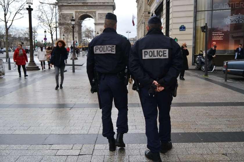 საფრანგეთი პოლიცია