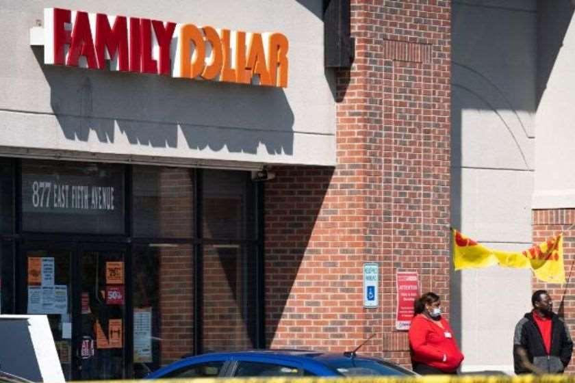 Family Dollar აშშ მკვლელობა პირბადე