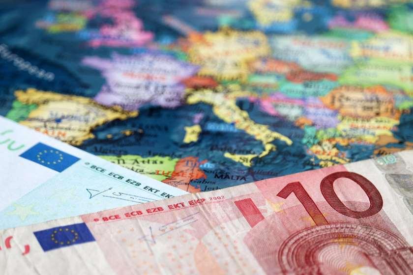 ევროკავშირი ეკონომიკა ევრო