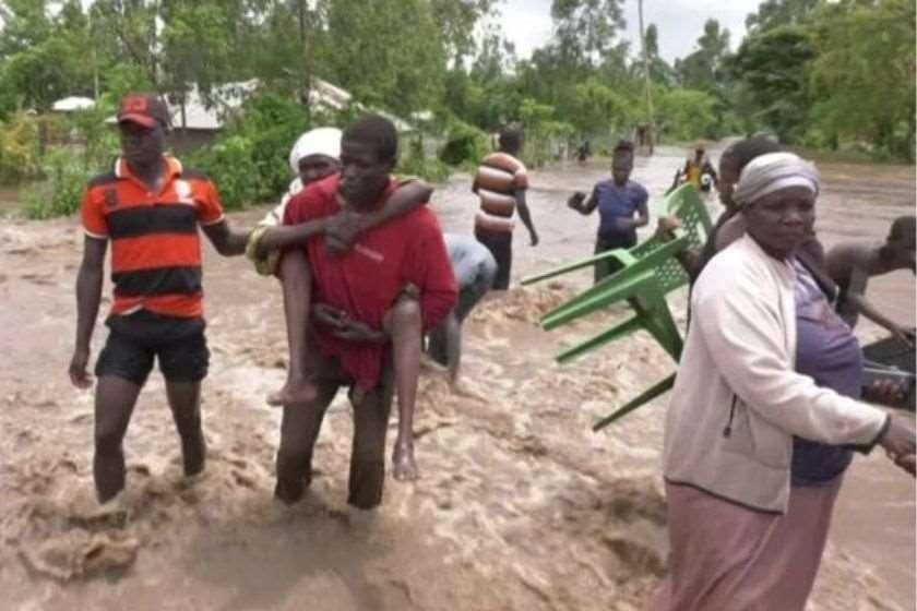 კენია წყალდიდობა