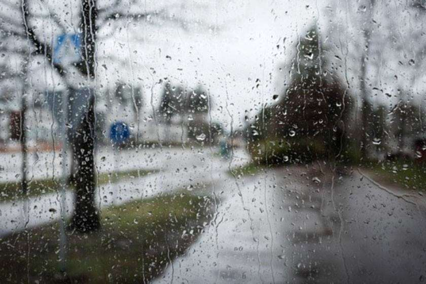 წვიმიანი ამინდი