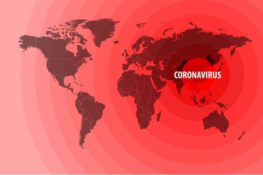 კორონავირუსი მსოფლიო