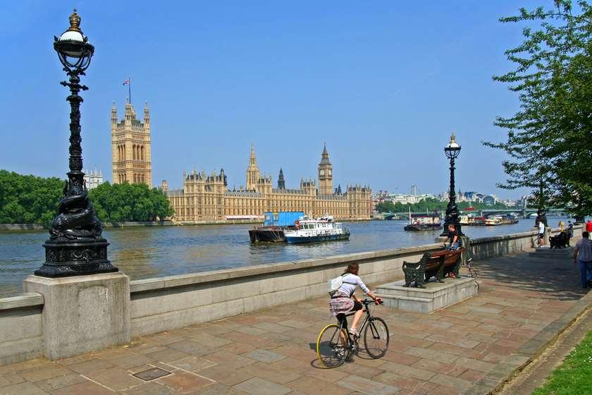 ლონდონი ველოსიპედი