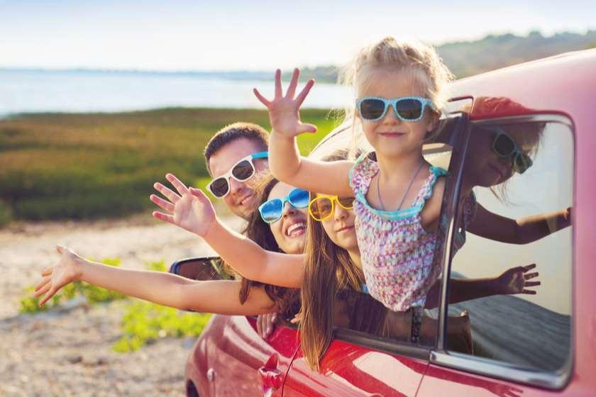 მგზავრობა ოჯახი