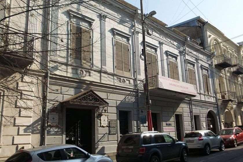 კავკასიური სახლი