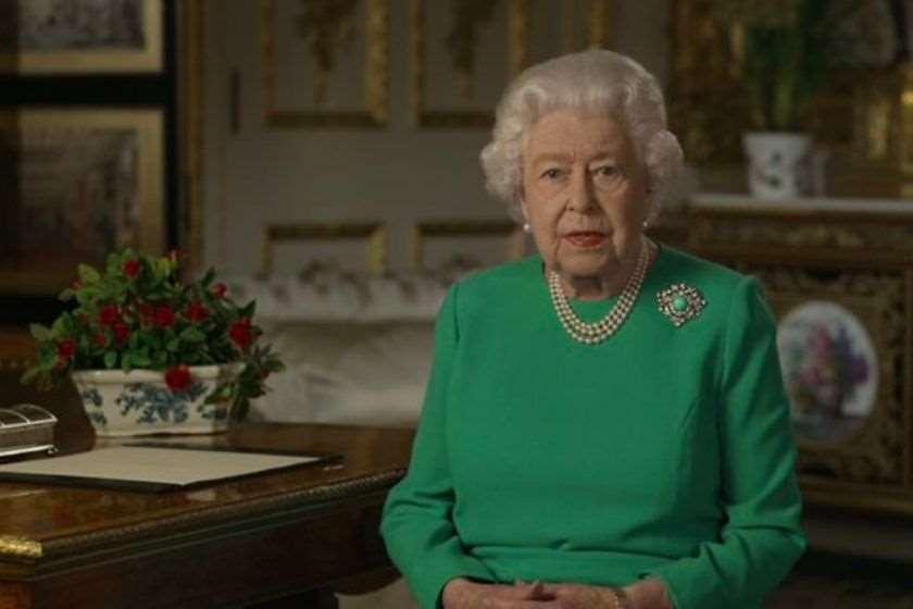 ბრიტანეთის დედოფალი ელისაბედ მეორე
