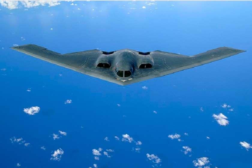 F-117 Nighthawk - სტელსის სისტემის გამანადგურებელ-ბომბდამშენი