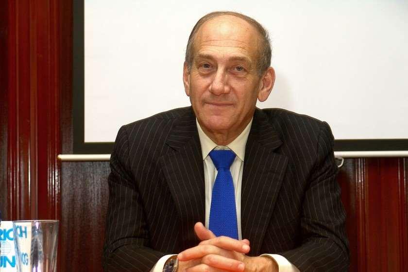 ეჰუდ ოლმერტი