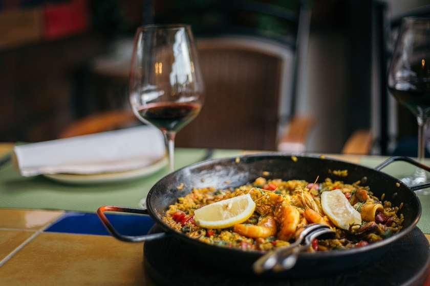 ესპანური რესტორანი