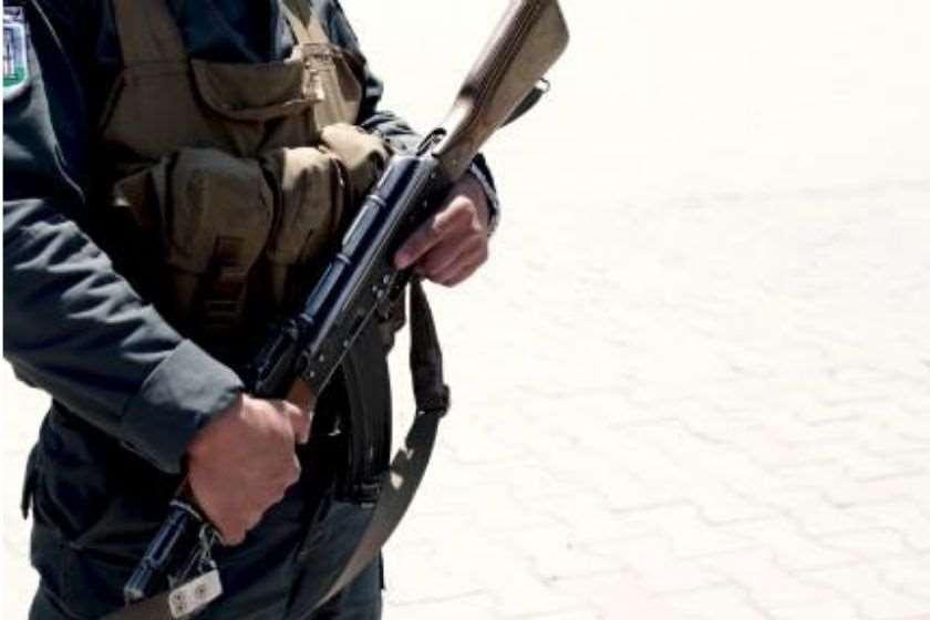 ავღანეთი პოლიცია