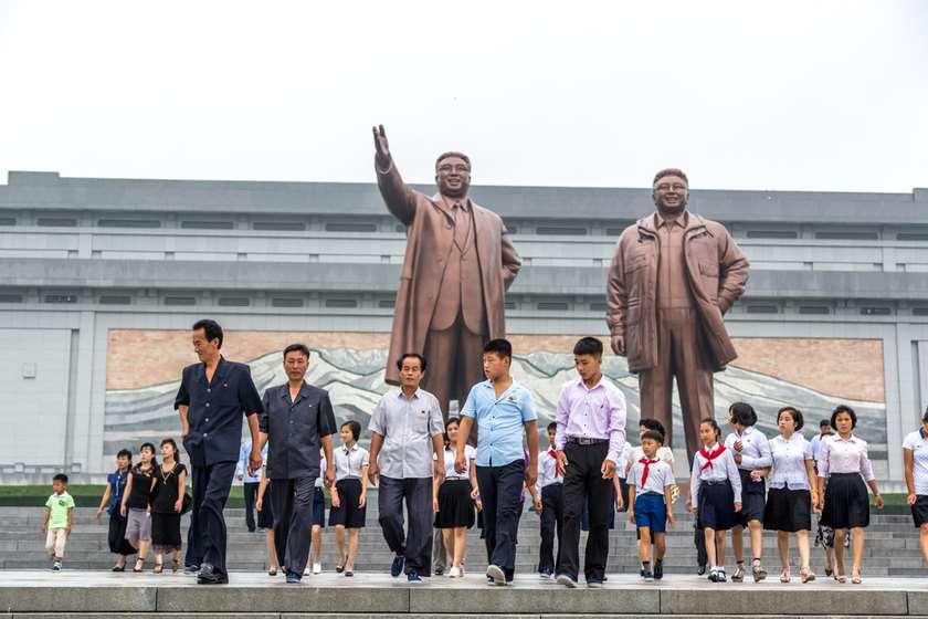 ჩრდილოეთ კორეა