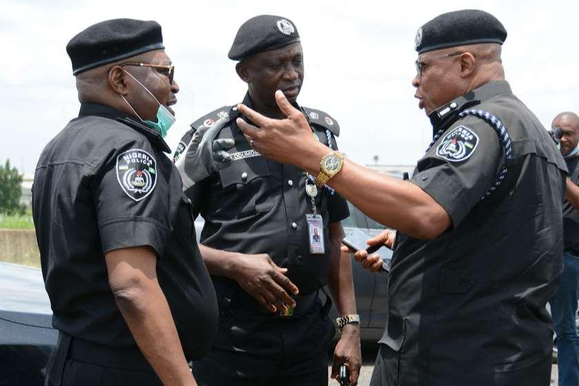 ნიგერია პოლიცია ჯიჰადისტები