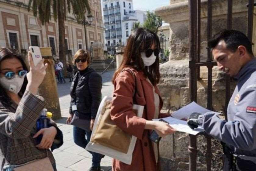 ესპანეთი ტურიზმი