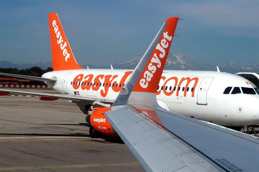 ავიაკომპანია EasyJet