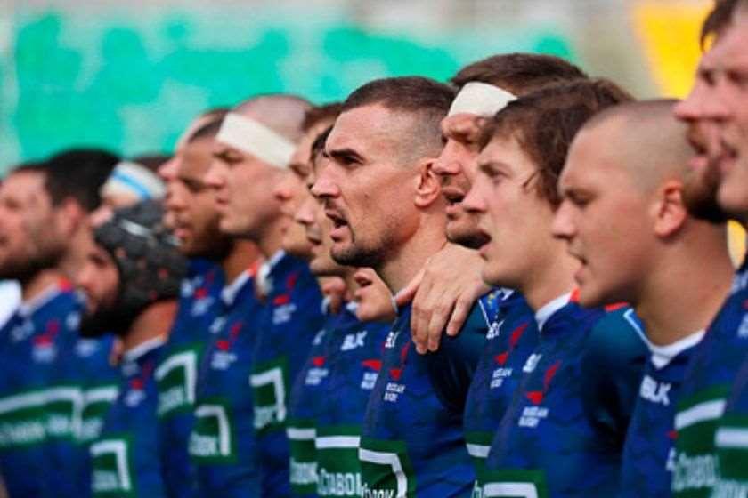რუსეთის რაგბის გუნდი