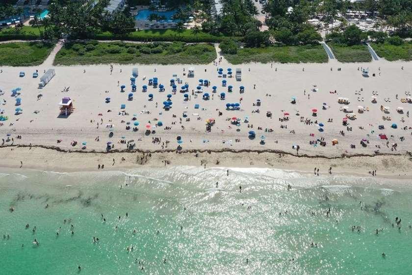 მაიამის სანაპირო, 10 ივნისი