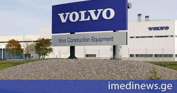 უსაფრთხოების ღვედების გაუმართაობის გამო Volvo 2,1 მილიონ ავტომობილს გაიწვევს