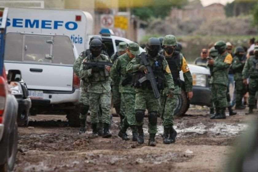 მექსიკა თავდასხმა