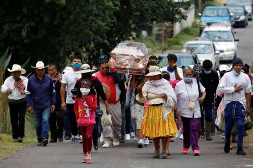 კორონავირუსი მექსიკა