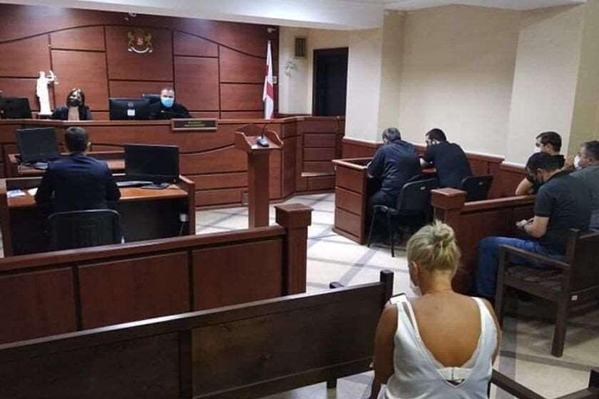 24 წლის შალვა გოგოლაძის სასამართლო