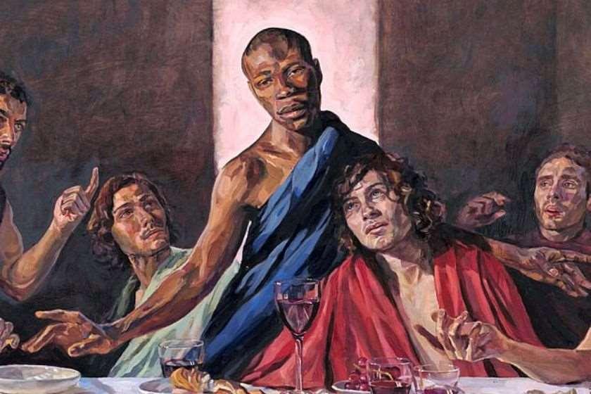 შავკანიანი იესო