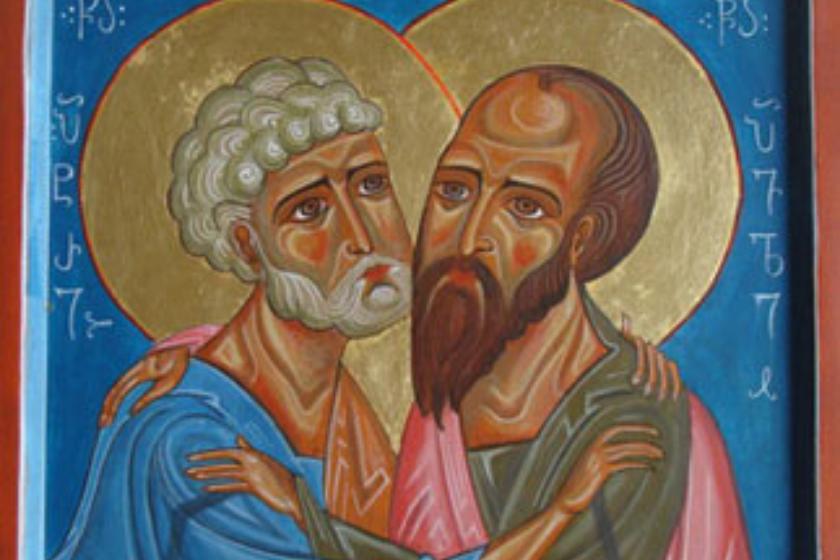 პეტრე და პავლე მოციქულები