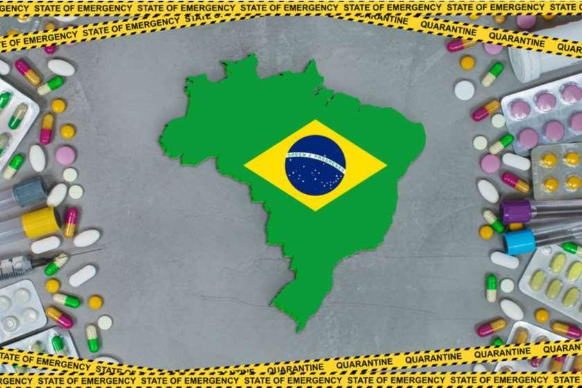 კორონავირუსი ბრაზილია