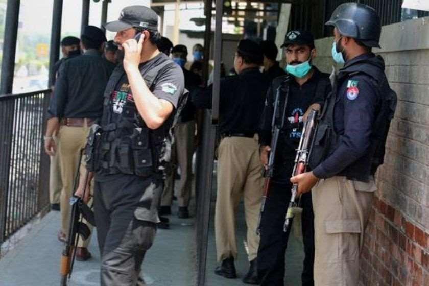 პაკისტანი მკვლელობა