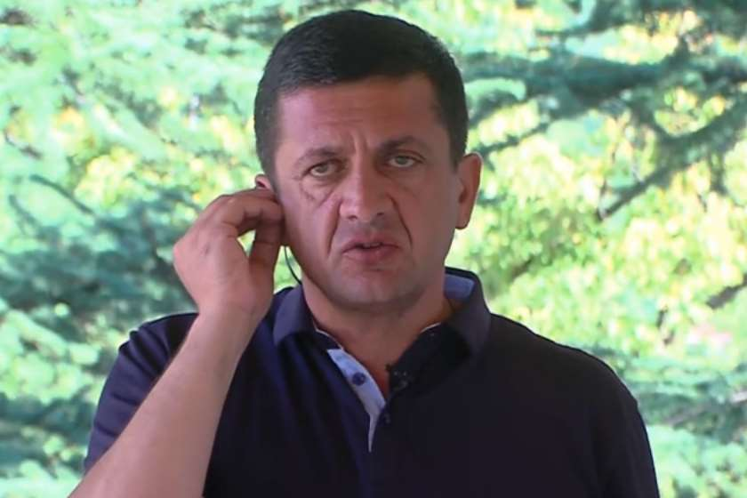 არჩილ ჯაფარიძე