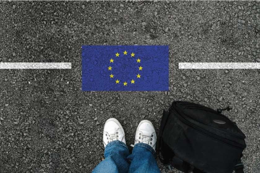 ევროკავშირი სია საზღვრები პანდემია