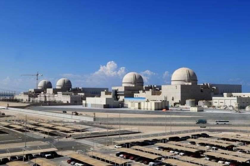 ატომური ელექტროსადგური ბარაკა