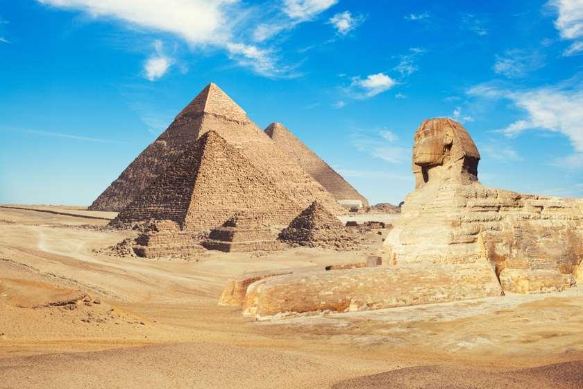 გიზის პირამიდები