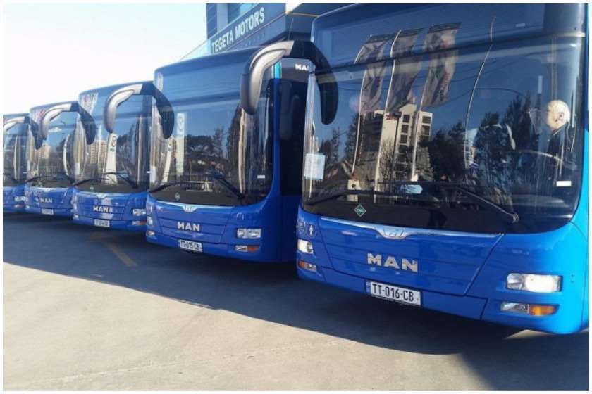 ლურჯი ავტობუსები