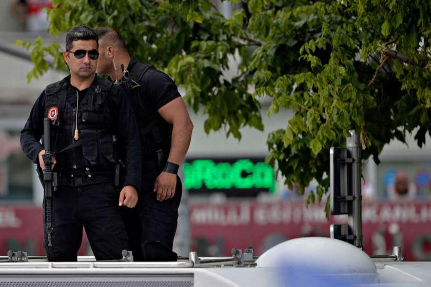 თურქეთი პოლიცია