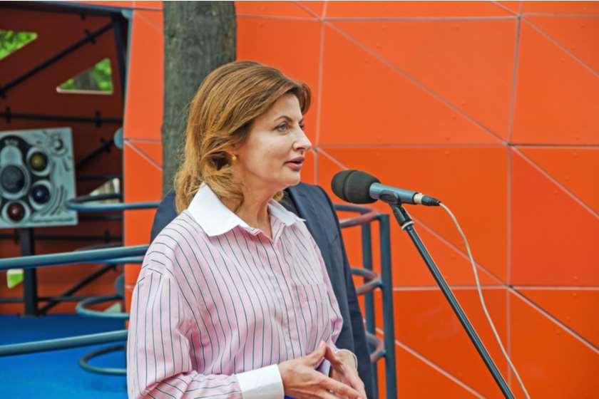 მარინა პოროშენკო