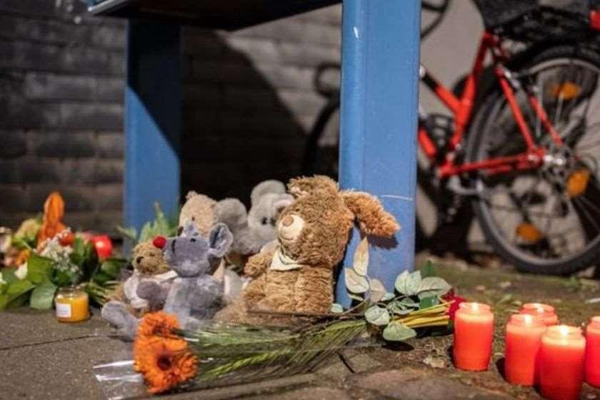 გერმანია ბავშვების მკვლელობა