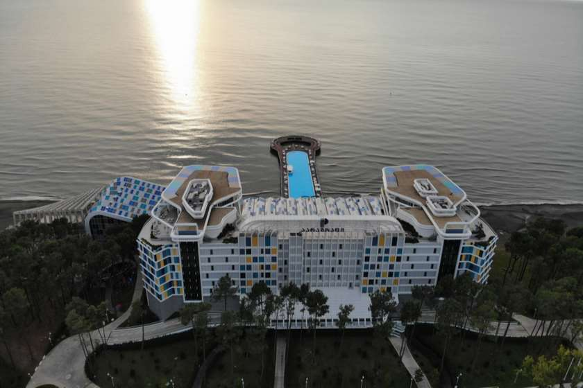 სასტუმრო პარაგრაფი