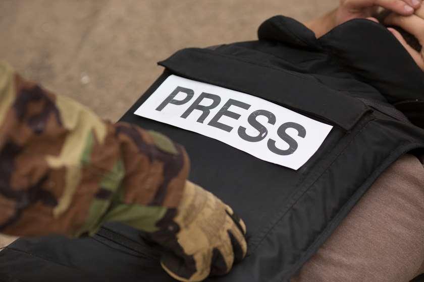 ომი ჟურნალისტი